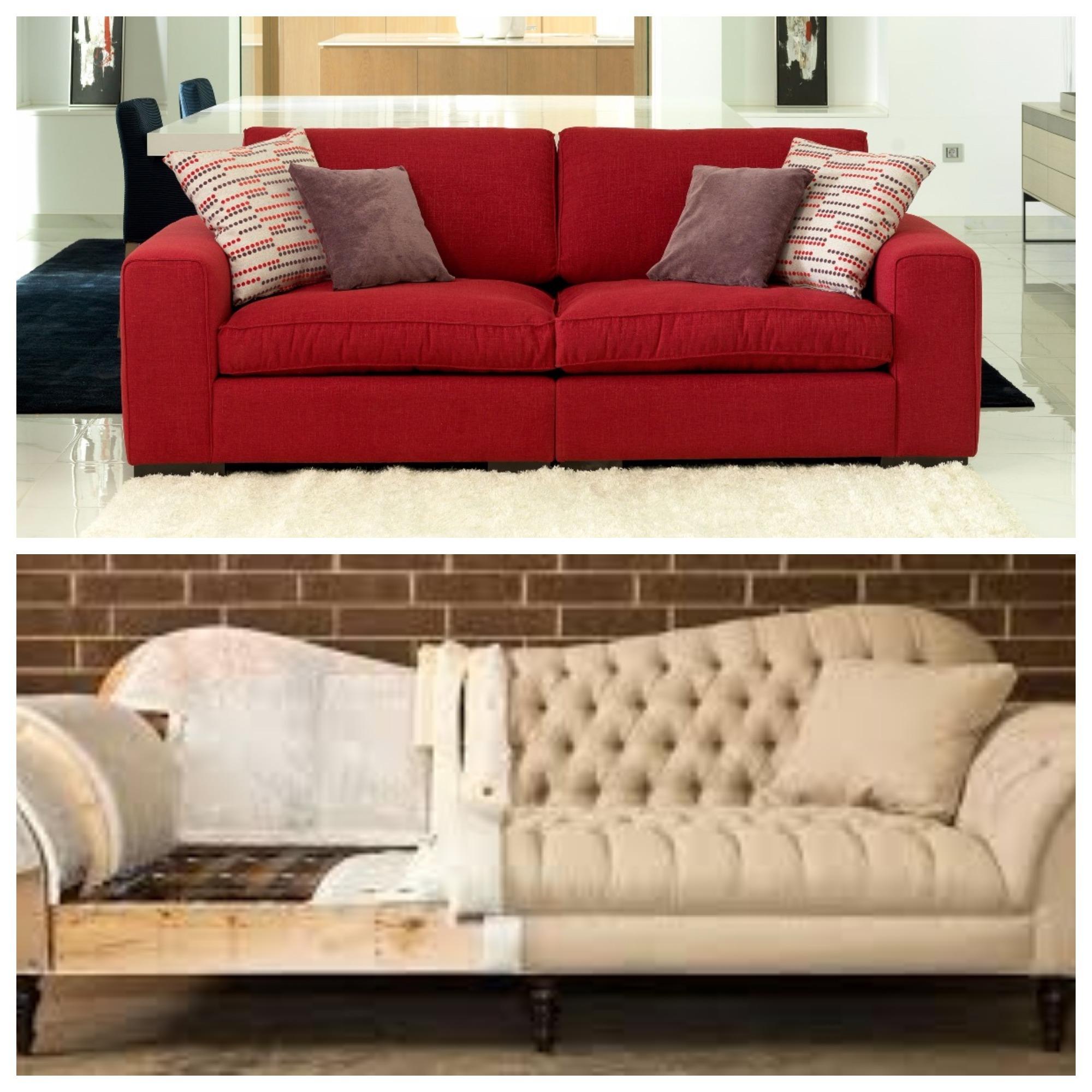 Tapicer a de muebles de sala y oficina precios de for Muebles de oficina precios